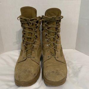 Bates durashock mens USMC boots size 10 50501